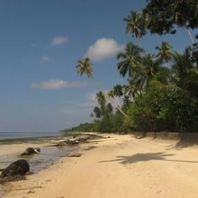 Beach-Biak